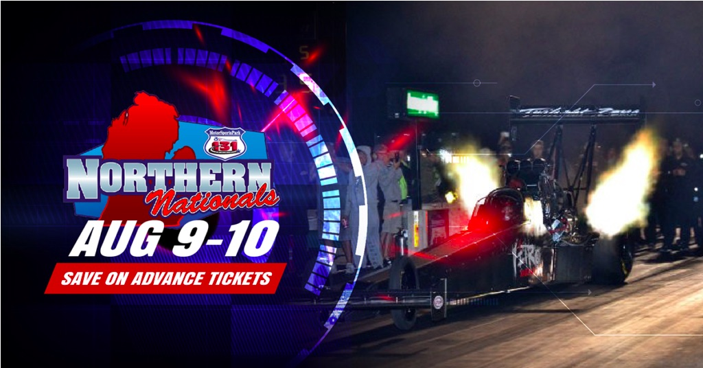 LIVE TONIGHT: Watch The US131 Northern Nationals – Quarter Mile Modern Top Fuel Drag Racing – WATCH HERE