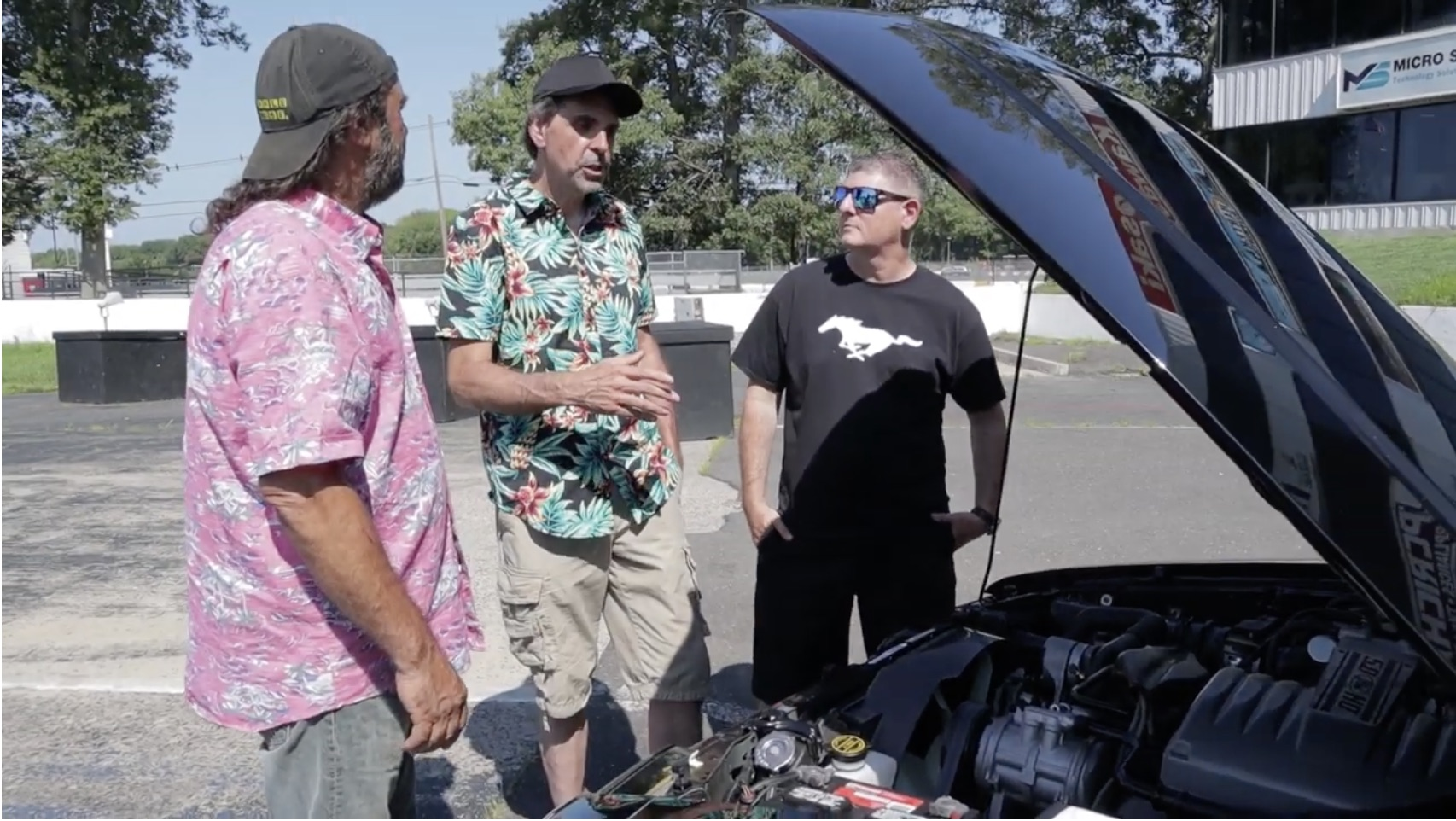 In The Beginning: Retracing The Roots Of The 5.0L Movement With Uncle Tony!