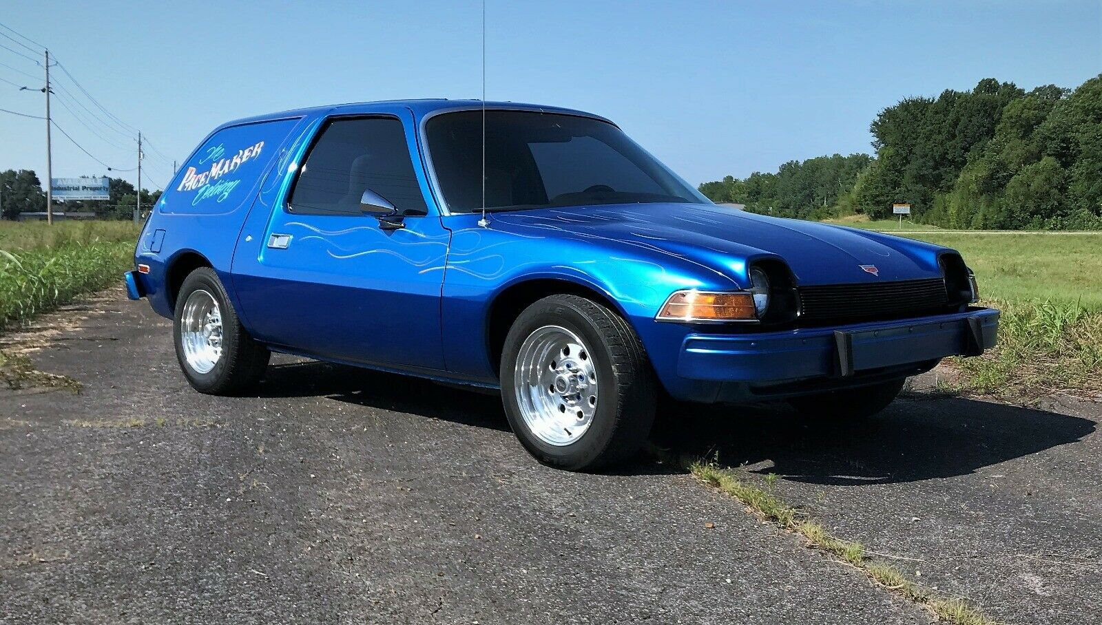 Pacemaker Delivery: This 1977 AMC Pacer Wagon Is…Actually Really, Really Good!