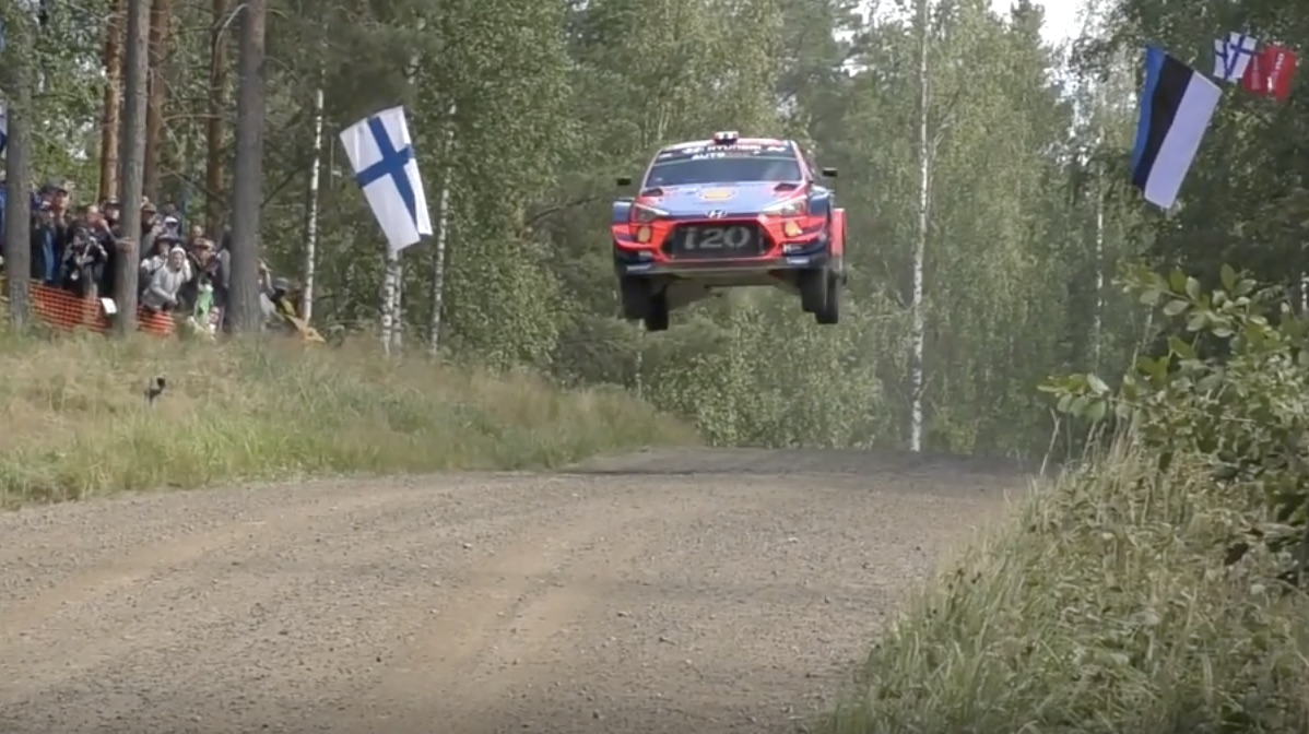 Morning Symphony: Rally Finland 2019 – Where The Air Is Big And The Roads Are Waiting