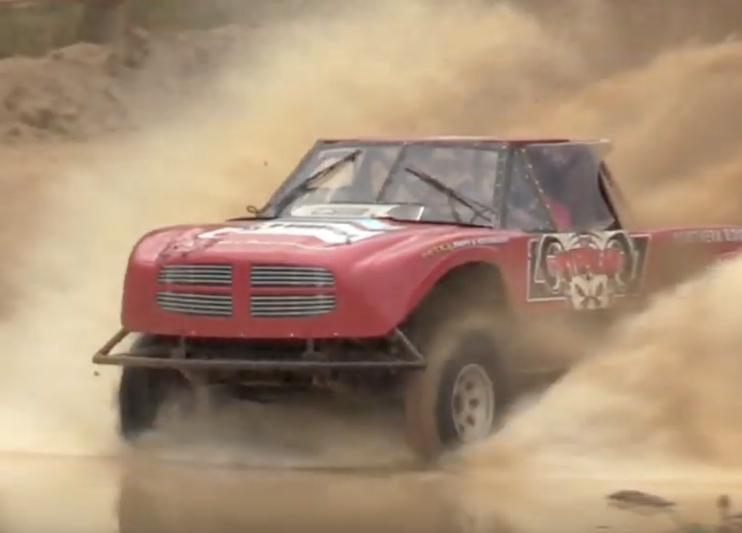 Morning Symphony: Horsepower Versus The Dirt – Off-Roading Mechanical Violence Lives Here
