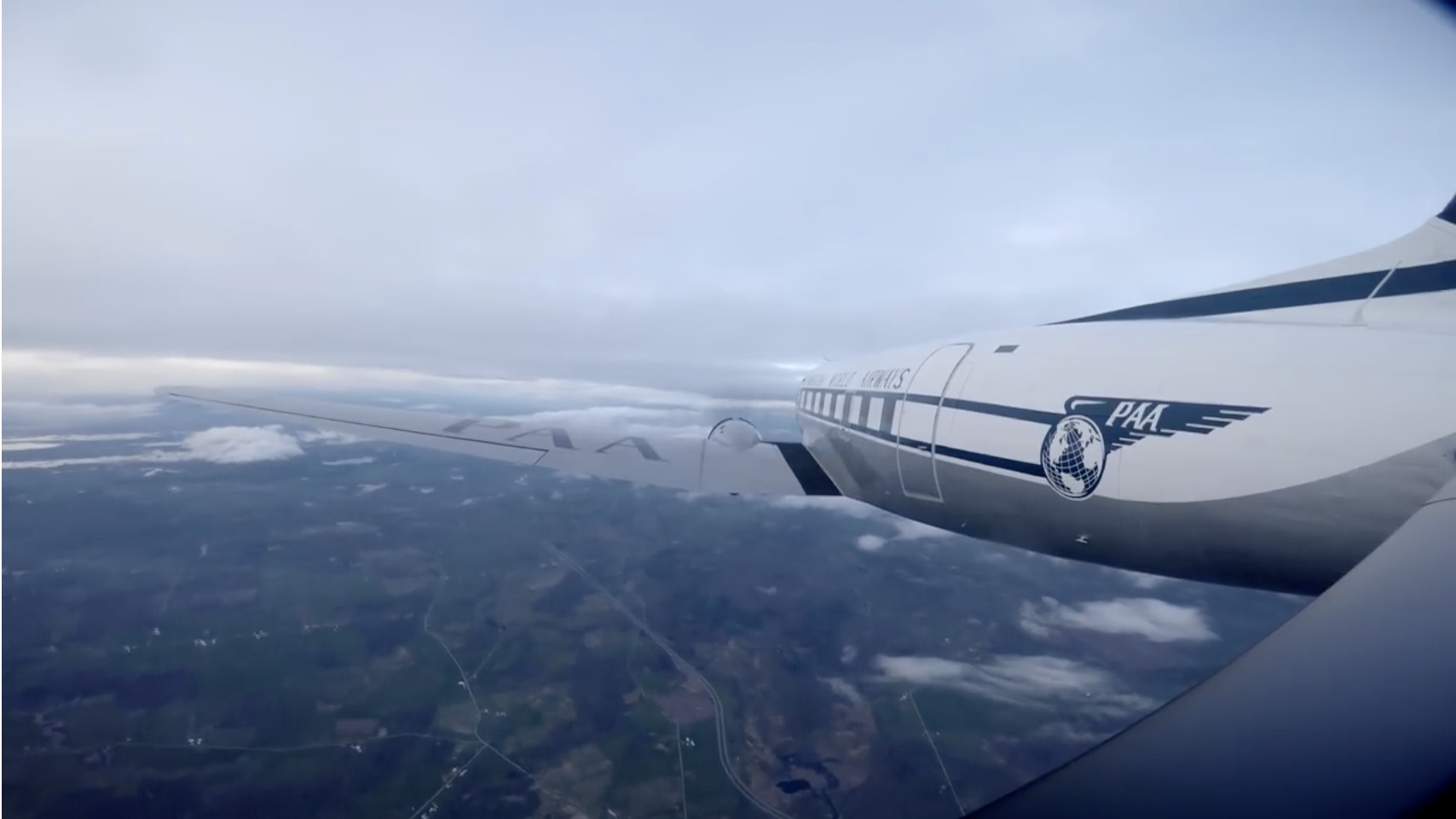 Fair Winds: Cruising A Douglas DC-3 On A Transatlantic Flight