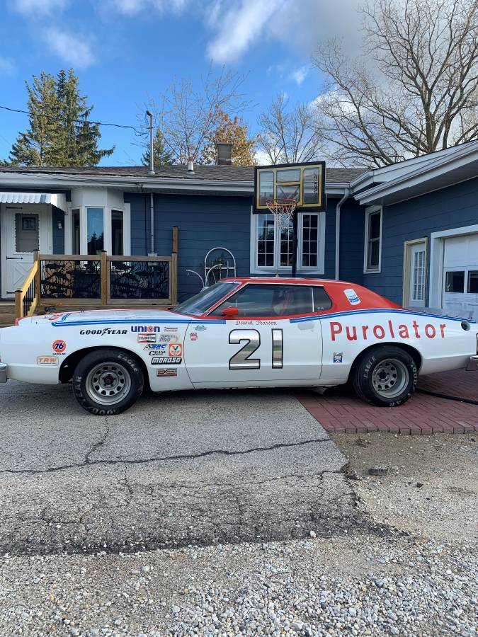 If You Have Needed A Street Legal Vintage NASCAR Tribute This David Person Mercury Montego Is Your Jam