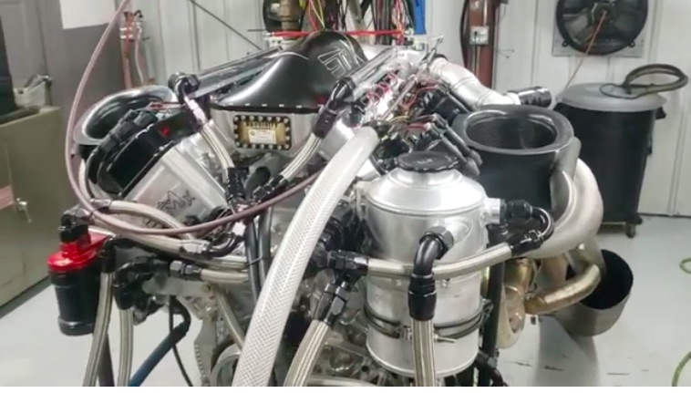 Unleashing The Beast: Watch A Steve Morris SMX Engine Make Four Digit Power On Low Boost