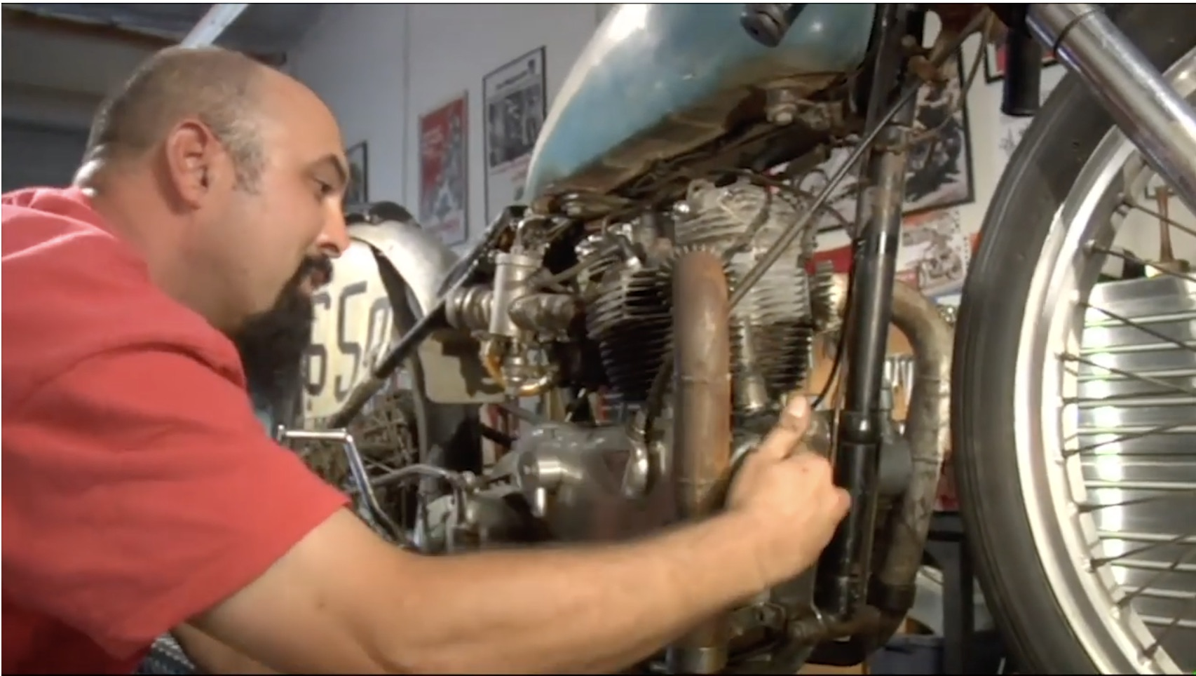 Salt Ghost: Check Out The Story Of This Triumph's Return To The Salt After Nearly Forty Years!