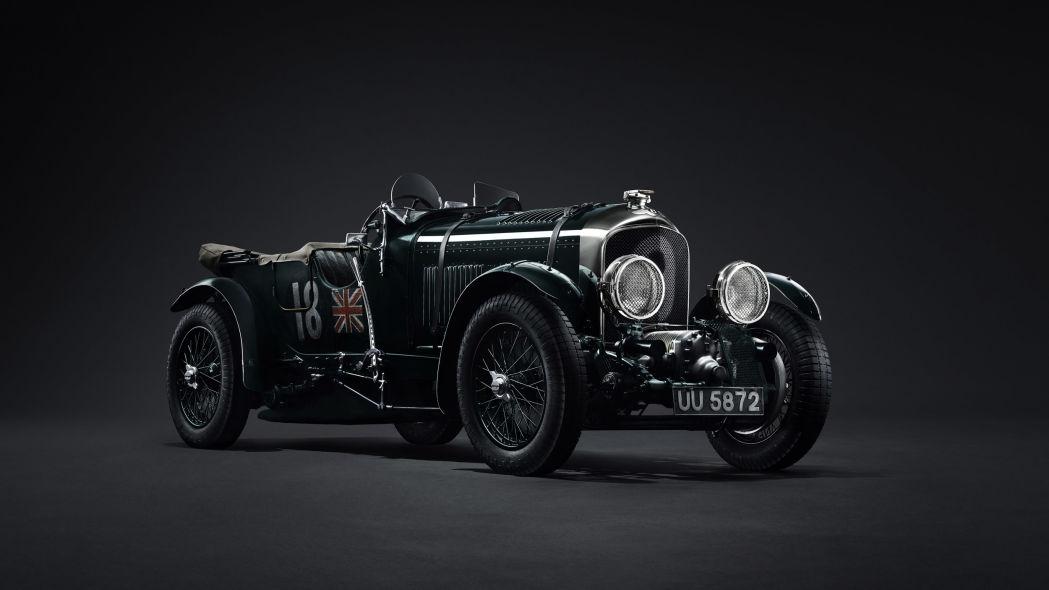 Ageless: Bentley Will Build Twelve Continuation 1929 Blower racers