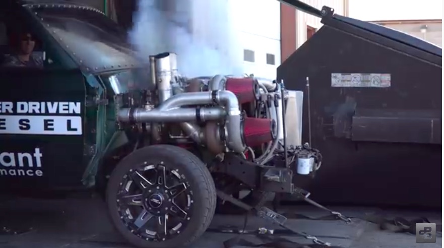 Head Games: When You Are Making 2,000hp Out Of A Mechanically Injected Cummins Diesel, You Break All The Stuff