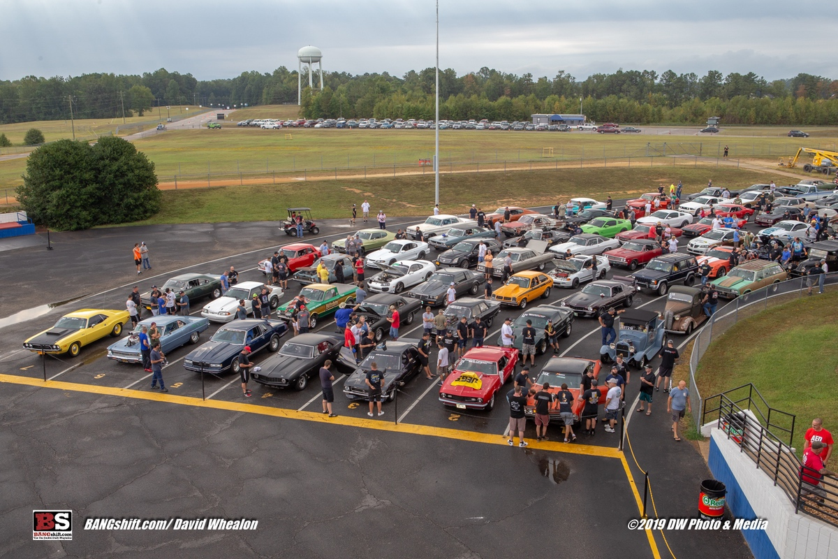 Hot Rod Magazine Drag Week 2019 Photos: A Wet But Fun Monday In Virginia Started The Week