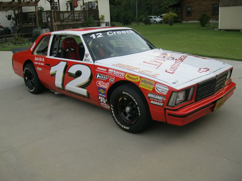Alternate Vision: Could This 1980 Chevrolet Malibu Be The Stock Car Of Your Dreams?