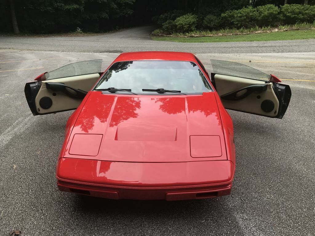 Shocker: We Have Discvered A Hot Rodded Fiero That Is Actually Really Cool!