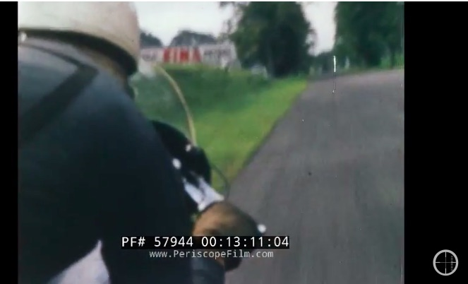 The Right Line: This 1960s British Motorcycling Film Is Spectacular! Trials, Grand Prix, Moto-Cross, Isle of Man