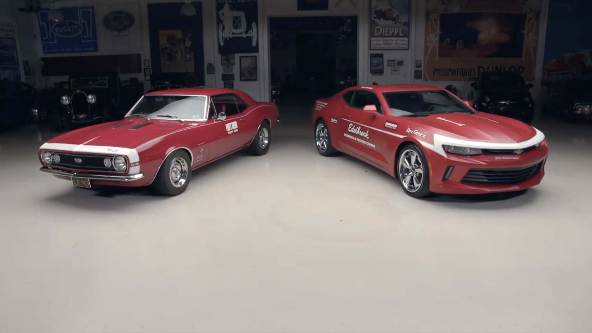Test Bed: Get A Closer Look At The Edelbrock/Hot Rod Test Camaro, And A Later-Model Test Car Too!