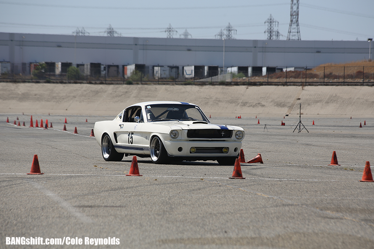 Both The Weather And Competition Were Equally Hot At The NMCA West Autocross At Auto Club Speedway