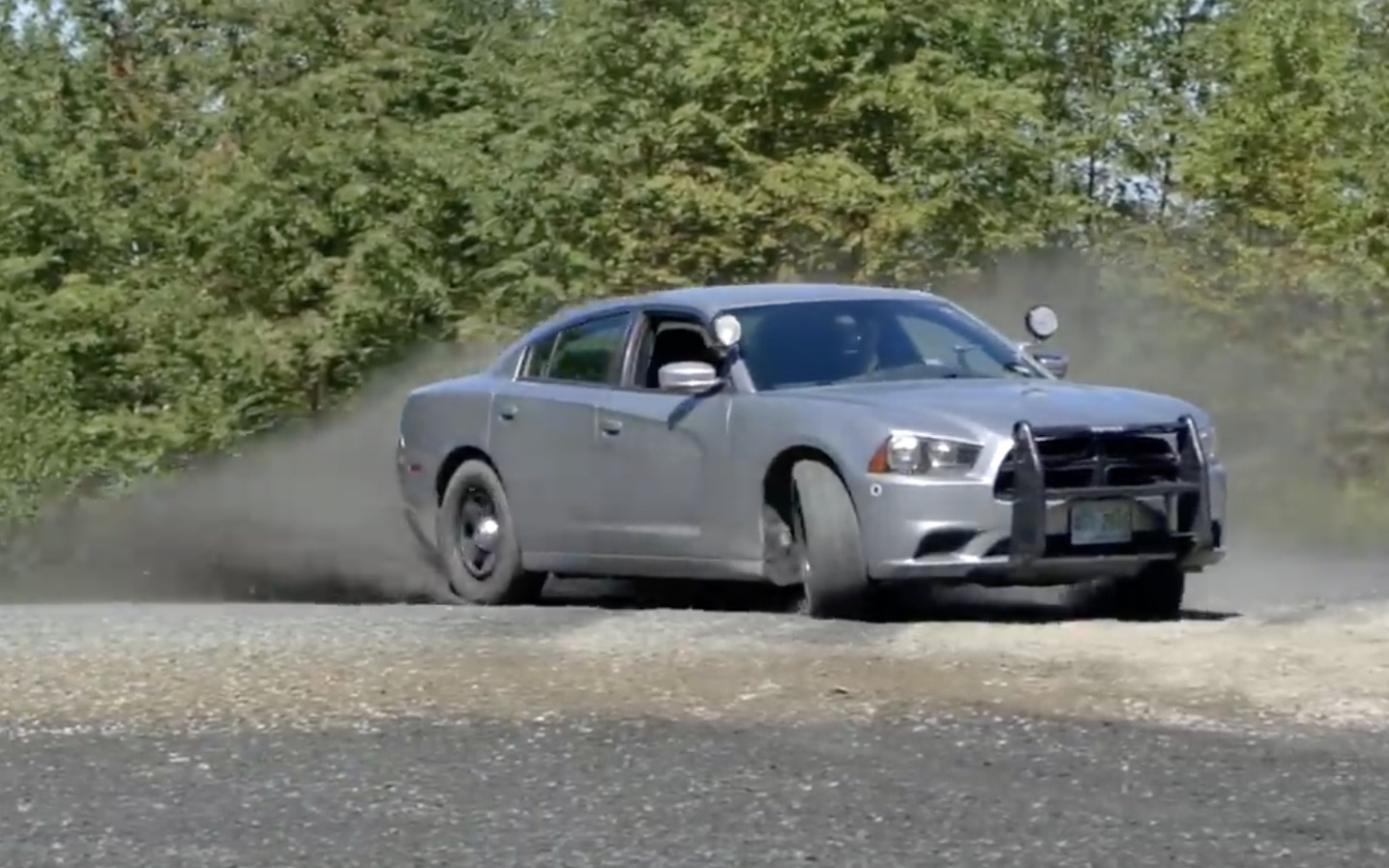 Sherriff Branford Approved: Can You Rally A Dodge Charger Pursuit?