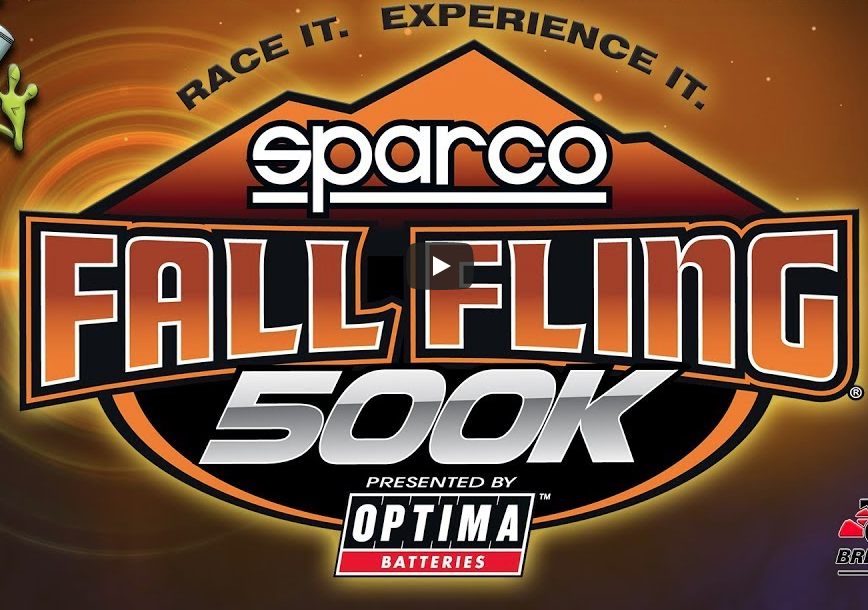 Saturday At The $500K Fall Fling Is LIVE Right Here Starting At 8AM Eastern