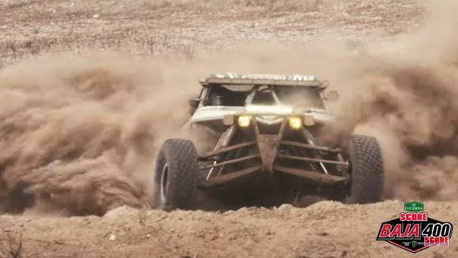 Watch The Inaugural Lucerna BAJA 400 Off-Road Race From Mexico Right Here