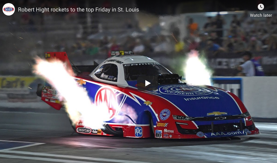 AAA Insurance Mid West Nationals Friday Top Qualifier Videos Are Right Here