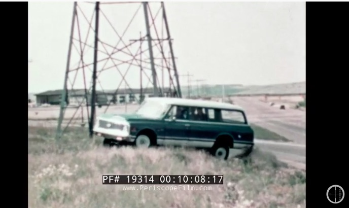 This 1970s Chevy Van and Suburban Promotional Video Is Pretty Awesome