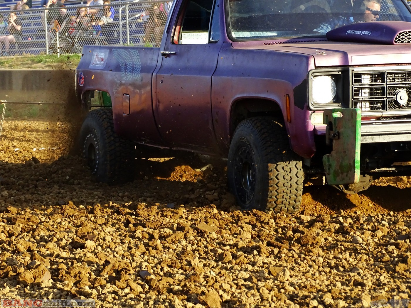 Kentucky Truck Tuggers Action Coverage: 4-Wheel Drive Combat At 4,300 and 6,000lbs!