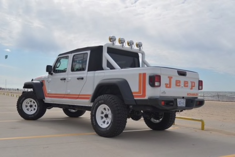 "Unhinged: 2020 Jeep Gladiator ""Scrambler"" – Never Forget Your Roots"