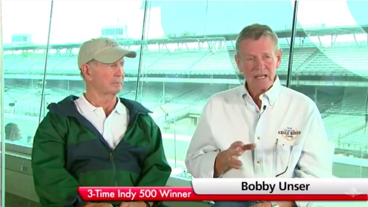 Laughing Legends: Listen To Bobby Unser and Parnelli Jones Tell Stories About Andy Granatelli