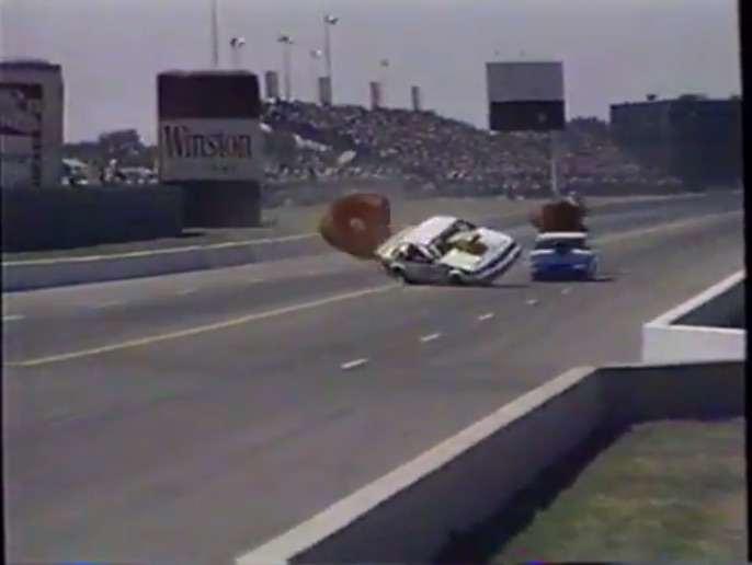 Drag Strip Time Machine: Watch The 1989 NHRA Fall Nationals From Dallas Right Here