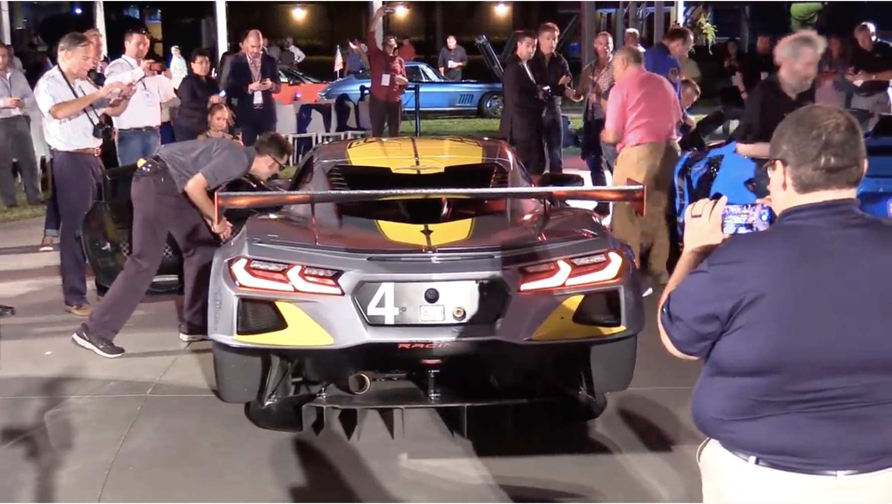 Morning Symphony: The Corvette C8.R's Lightning-Quick Revving…What The Hell Is In That Thing?