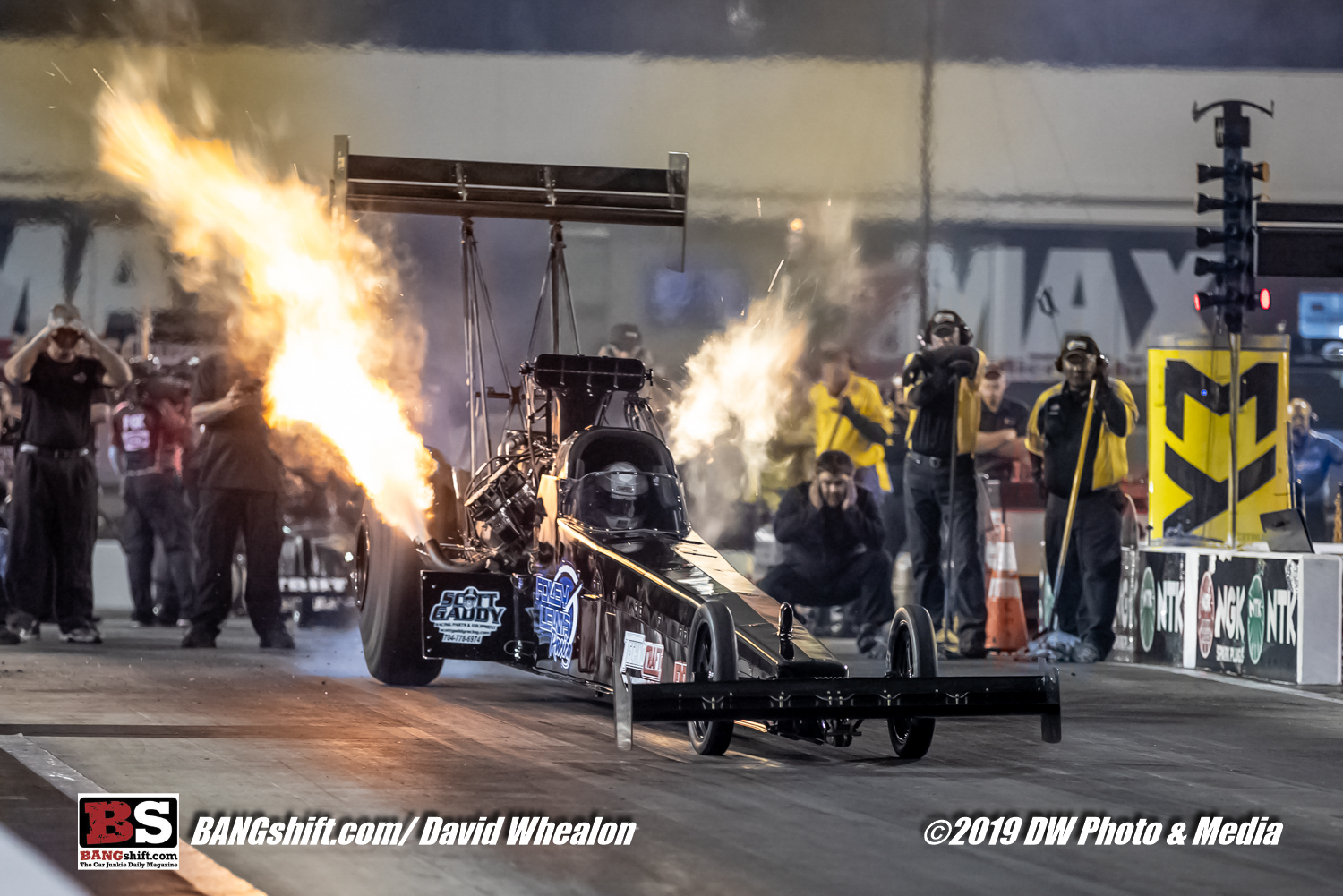 2019 NHRA Carolina Nationals Action Photos: The NHRA Season Is Almost Over, The Action Is Still Red Hot!
