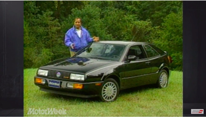 Retro Review: The 1990 VW Corrado G60 Was An Oddly Supercharged Zinger That Led The Company's Resurgence