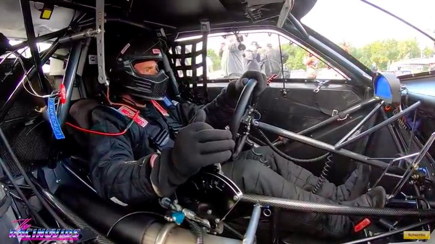 Historic Charge: Watch Dean Marinis Make The First Nitrous Pro Mod Run Into The 5.50s! 5.57/255 – Insane