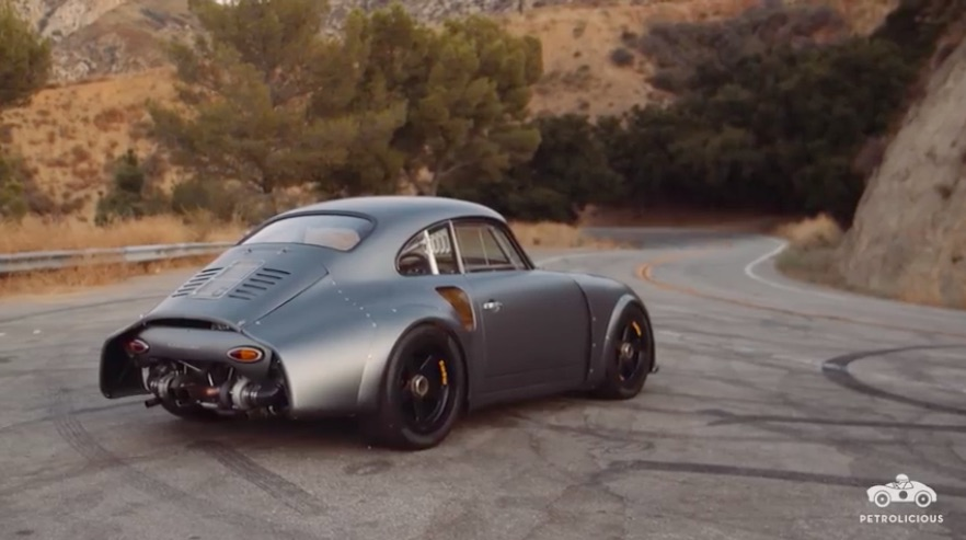 Video: Rod Emory's Porsche 356 RSR Is A Hot Rod That's Also Purebred Porsche – So Cool!