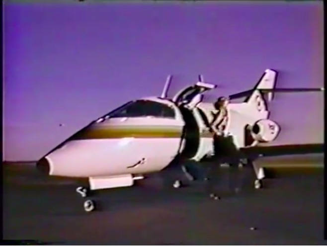 Video: The FoxJet Was The 1970s Mini-Corporate Jet That Was Set To Change The World, But Didn't