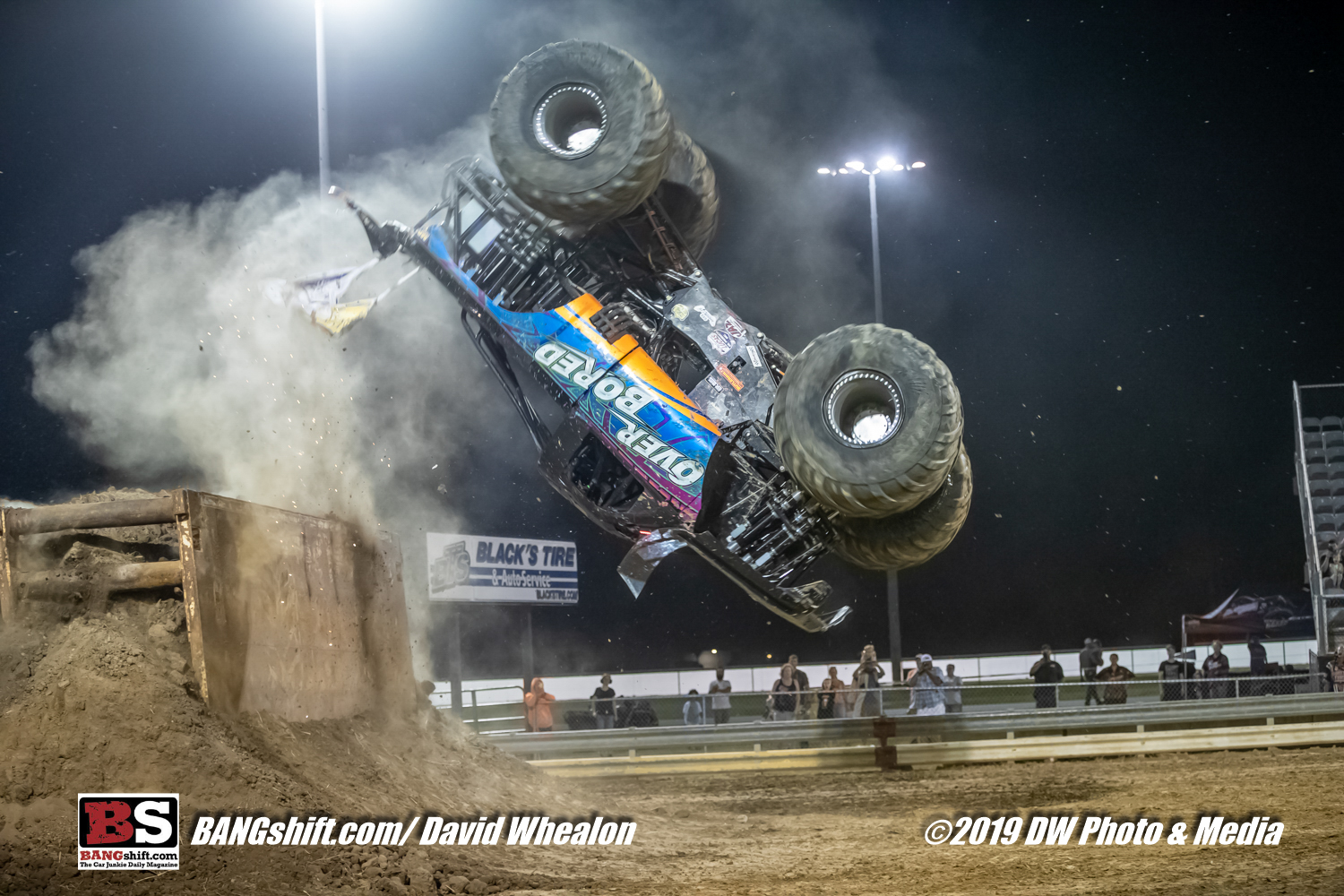 Monster Truckin': Action Photos From The GALOT Motorsports Park Monster Truck Throwdown!