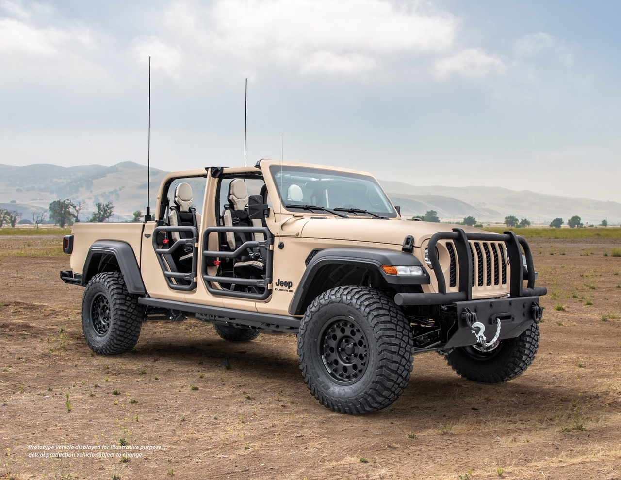 BangShift Question Of The Day: Which Off-The-Shelf Military Truck Would You Make Your Daily?