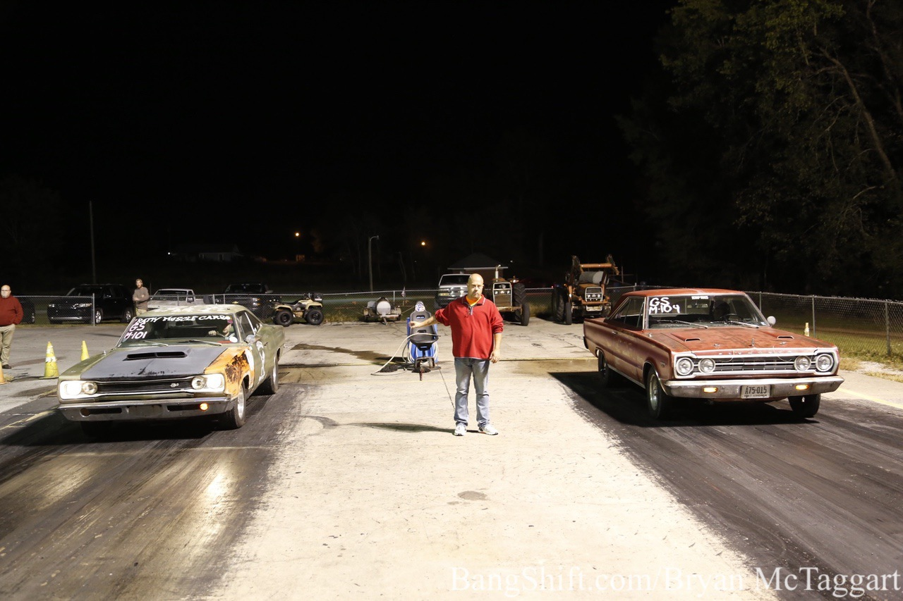 Ratty Muscle Cars Presents Mopar Vs. Brand-X: Racing Into The Cool Fall Night