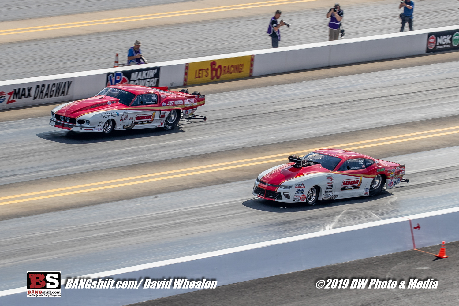 2019 NHRA Carolina Nationals Pro Mod Action Photos: A Wild, Controversial, and Fast Weekend!