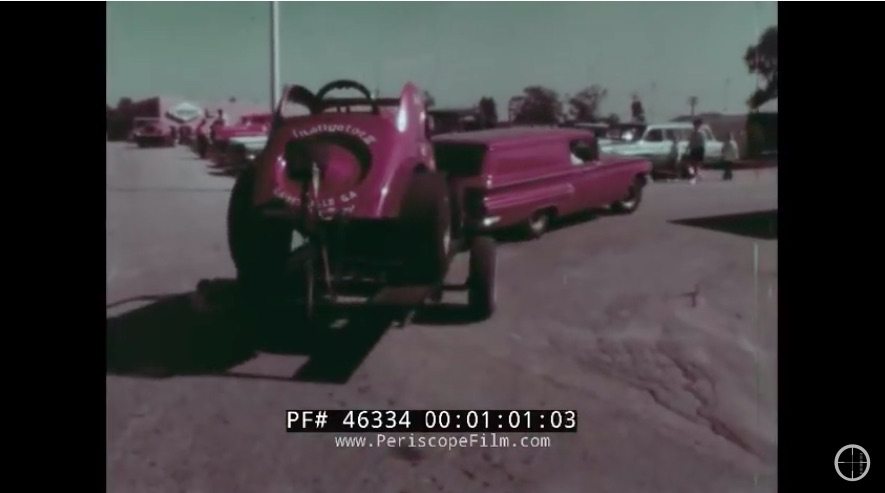 This 1965 Film Recaps The NHRA Season And Boy Is It Amazing – Color, Sound, Narration, and Heroes!