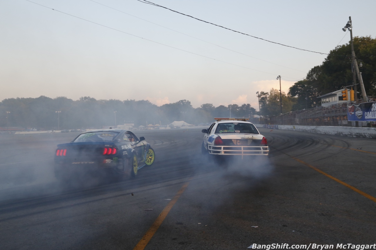 Holley's Intergalactic Ford Fest and NMRA's World Finals: And You Only Thought LS Swaps Could Drift