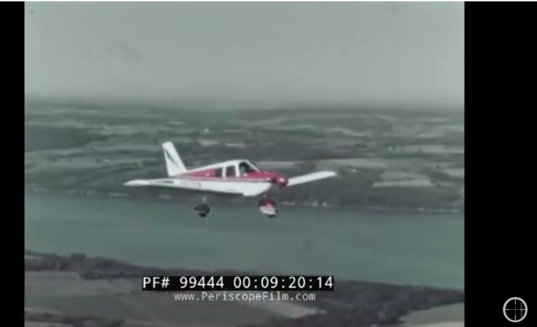 Flyin' Film: This 1960s Promotional Piece For The Piper Cherokee Is Awesome – Personal Aviation Was Booming!