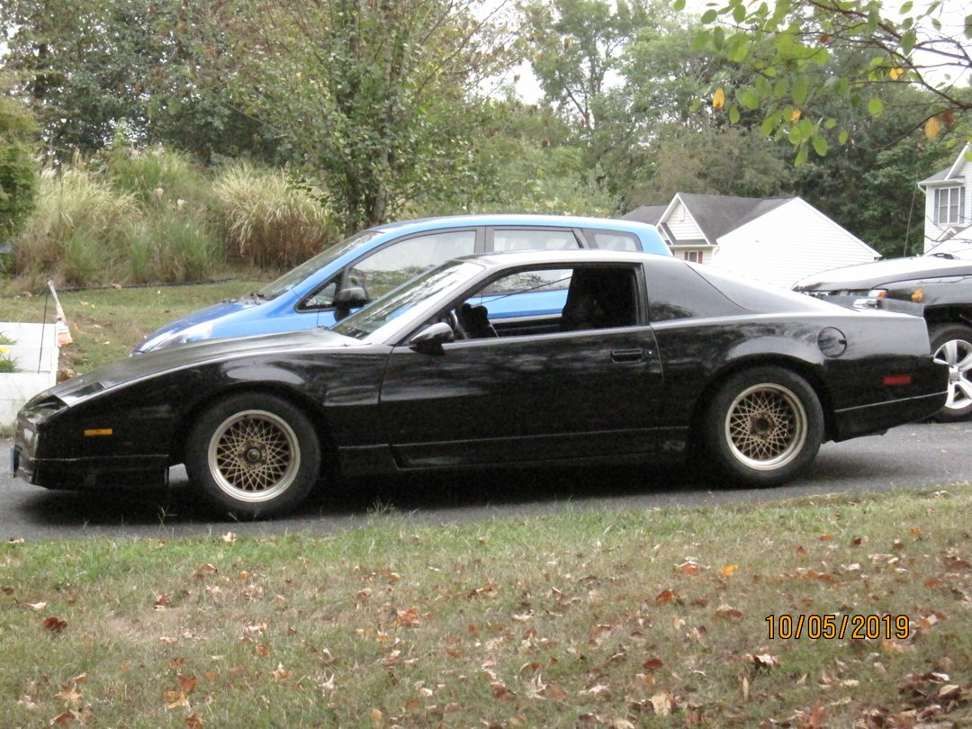 New Light Formula: This V6-swapped Trans Am Packs A Downsized Punch!