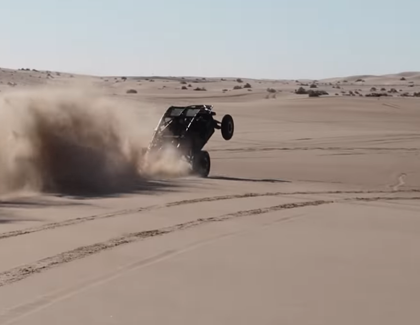 Off-Road Saturday Continues! Check Out These Twin Turbo LS Powered Funco Buggies On The Dunes