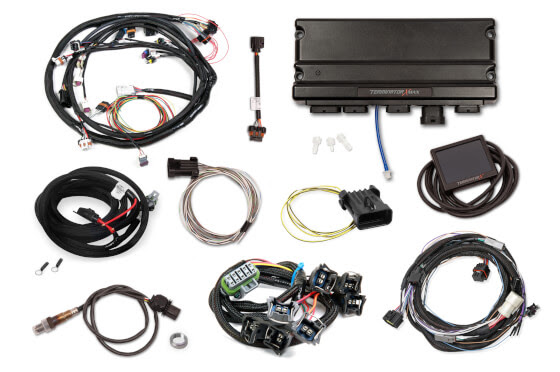 Ford Fans Rejoice – Holley's Terminator X System Is Now Available For Ford Applications!