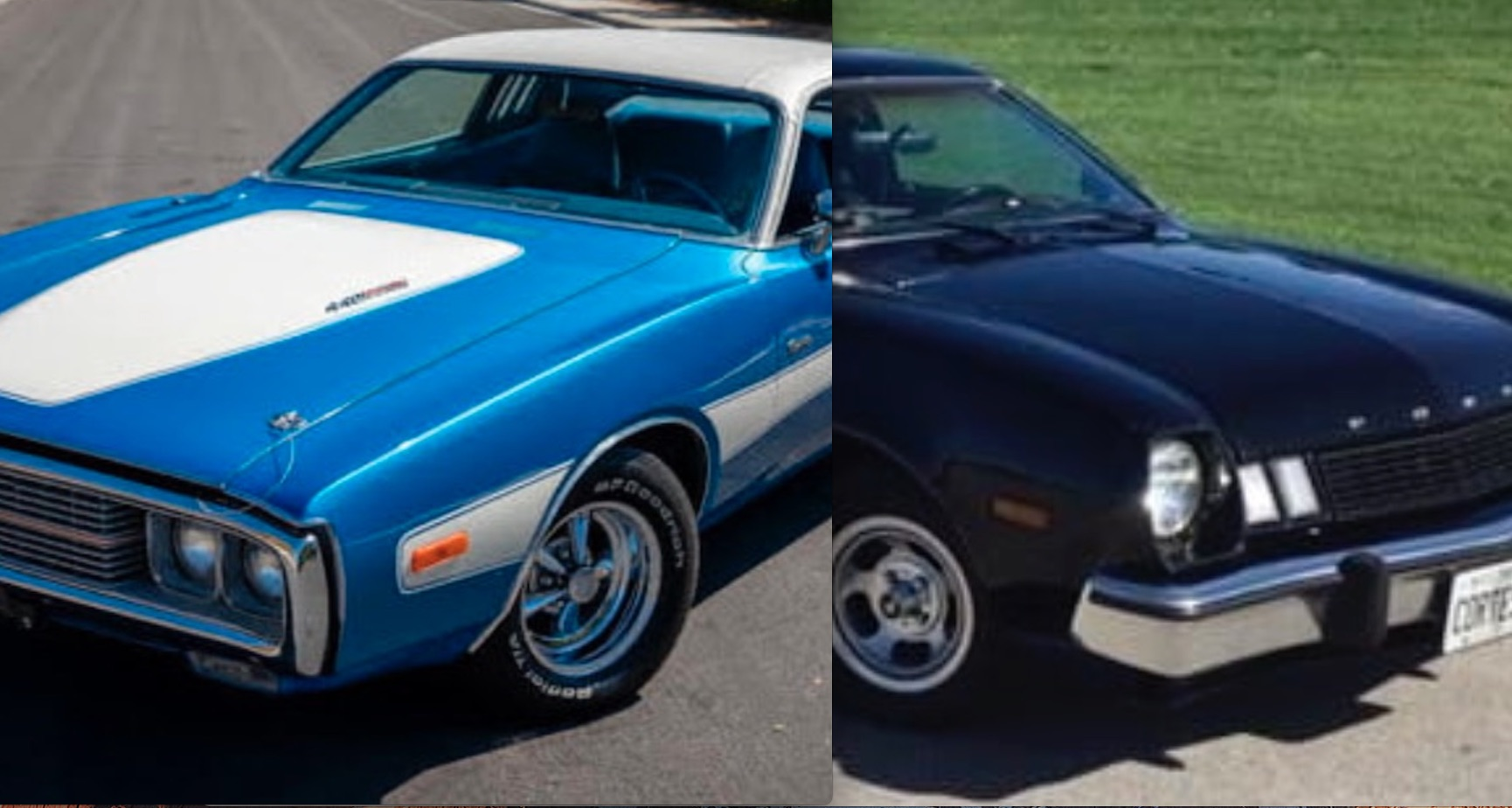 BangShift's Question Of The Day: Which Of These Two Cars Represents The 1970s More?