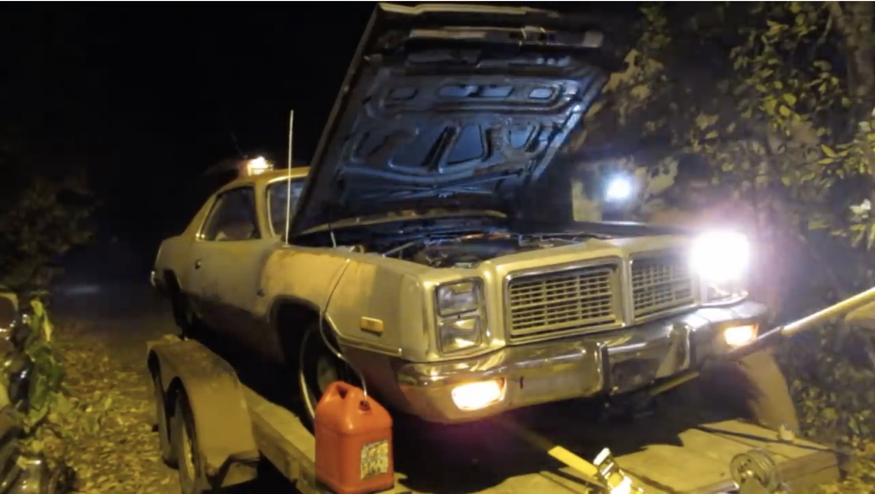 Unhinged: More Mopar Musings And A Monaco With A Three On The Tree