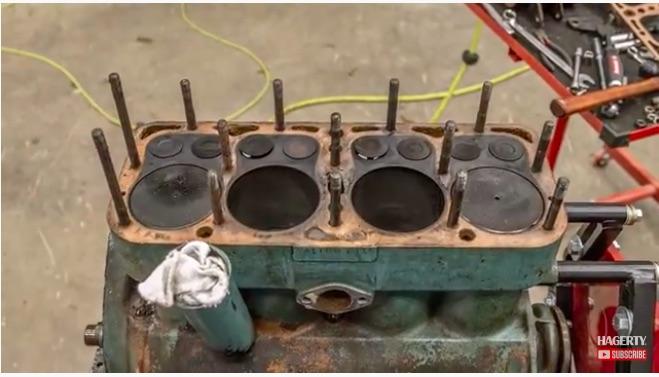 Redline Rebuild: Watch A Model A Ford Four Banger Get The Full Rebuild Treatment!