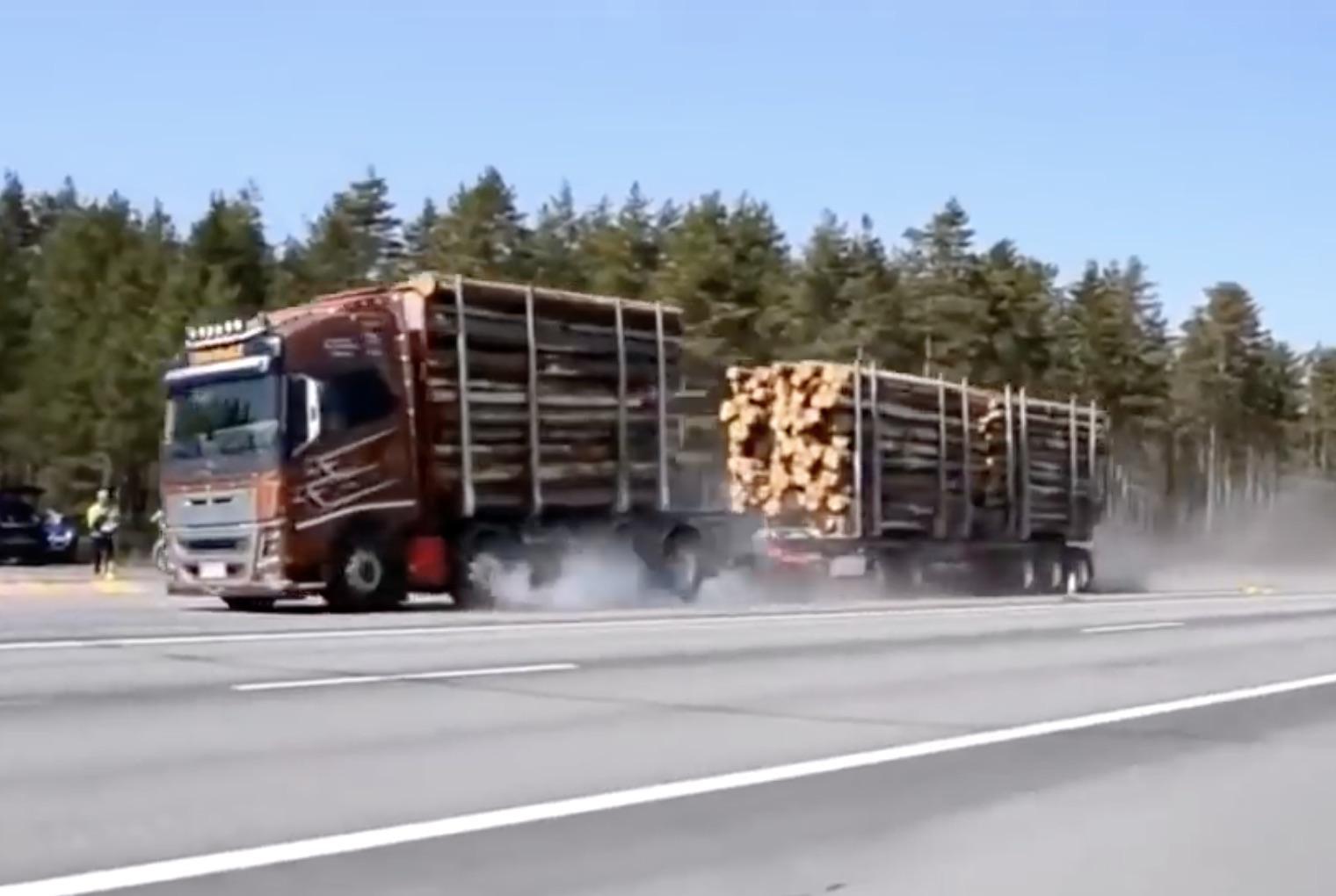 HALT: Panic-Stopping Heavy Wheeled Vehicles (Plus Gratuitous Tank Crushing Footage Inside!)