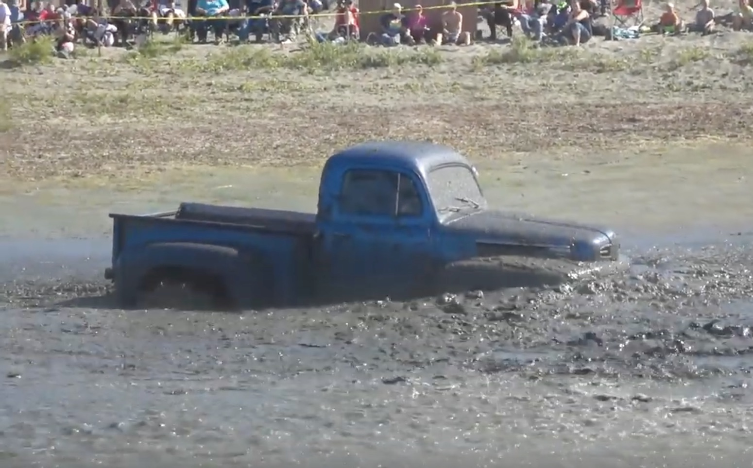 Nine Years And Counting: The Mud Pit In Moses Lake That Won't Be Defeated