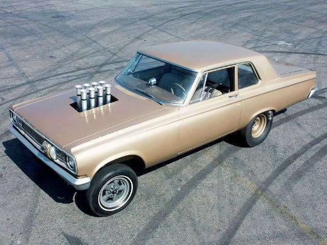Something Looks Funny: Dodge's Altered Wheelbase Monsters From The 1960s!