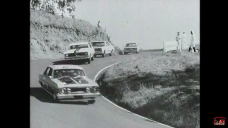 Bathurst 1969 Video: At The Peak Of Total Performance Ford and Holden Fight An Aussie War