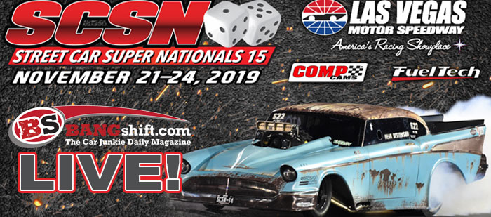 Free LIVE Streaming Video From The Street Car Super Nationals Continues Today!